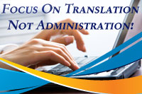 Focus on Translation!